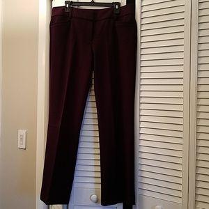 NY&C 7th Ave Purple Pant